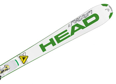 Head i supershape magnum