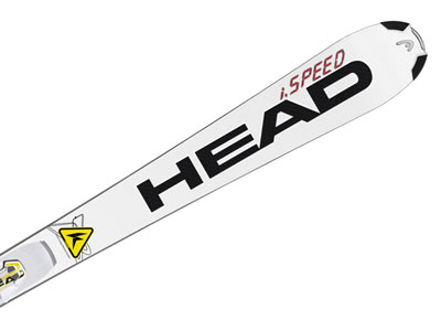 Head ski supershape i speed