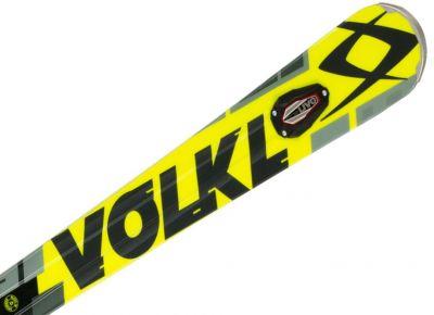 Volkl Racetiger SC UVO Yellow