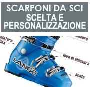 super popular dcc88 ffea7 Misurazione del piede e scelta dello scarpone da sci