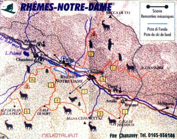 Appartamenti Rhemes Notre Dame