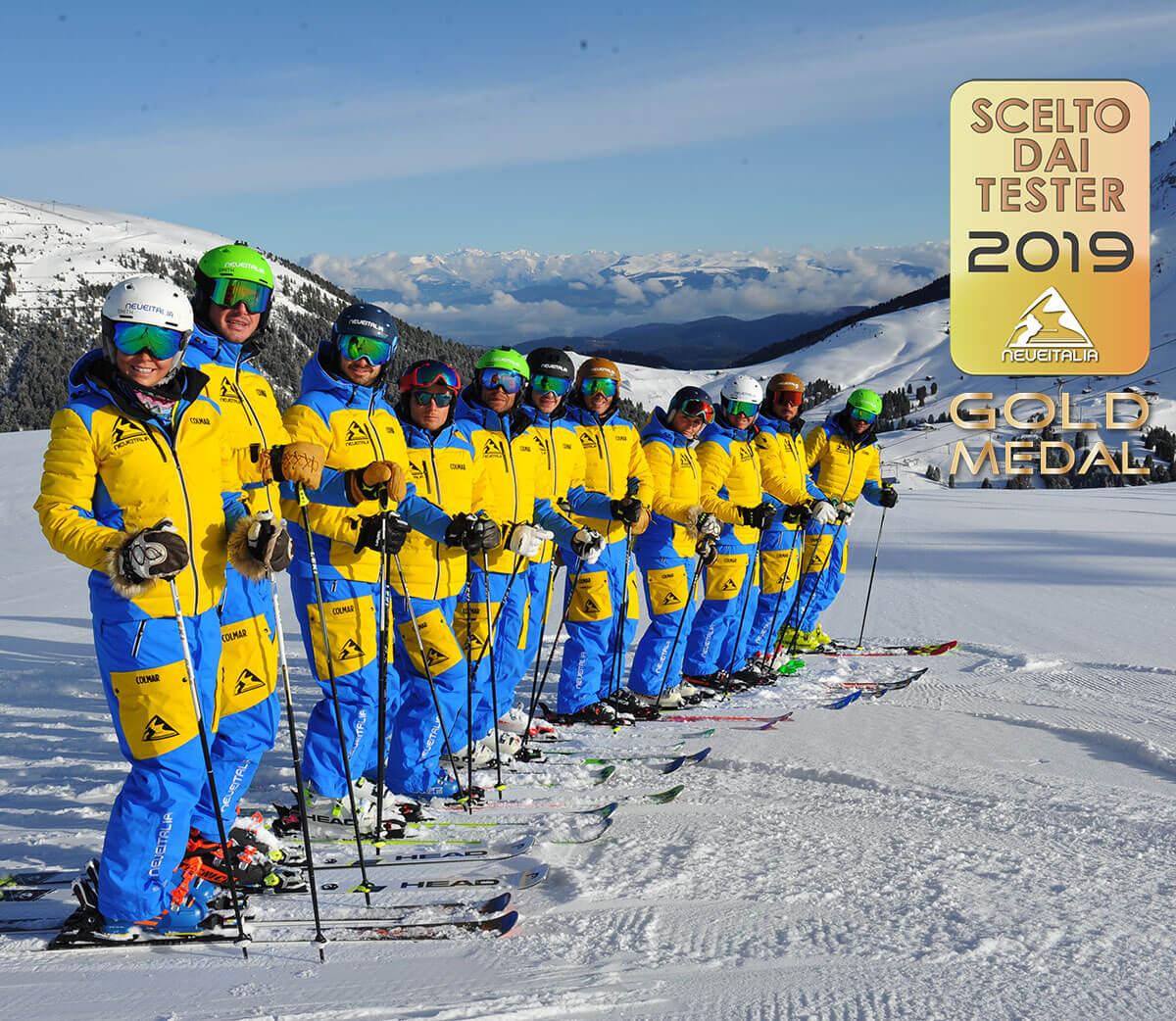official photos 6591b 4724a Guida all'acquisto degli sci, inverno 2018/2019 - Ski Test